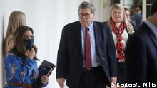 USA Washington | Bill Barr, Justizminister