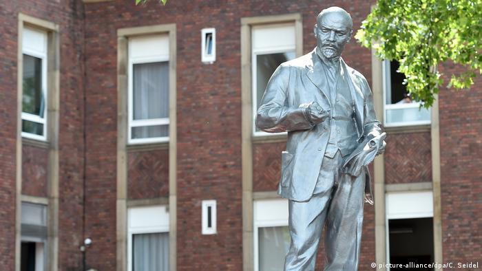Статуя Леніна в Гельзенкірхені