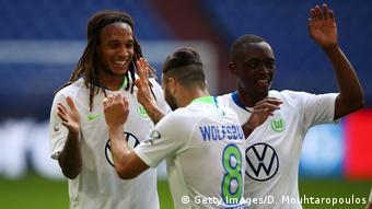 Wolfsburg will be playing in the Europa League next season