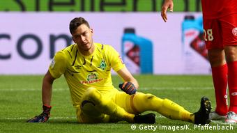 Not even an inspired display by Jiri Pavlenka could save Bremen