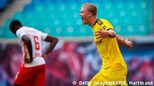 Bundesliga I RB Leipzig - Dortmund