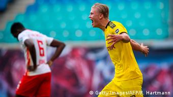 Having Erling Haaland for a whole season could be the difference for Dortmund