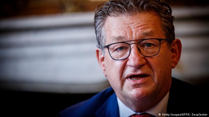 Bruges Mayor Dirk De fauw