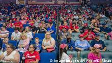 USA Wahlkampfveranstaltung Trump in Tulsa