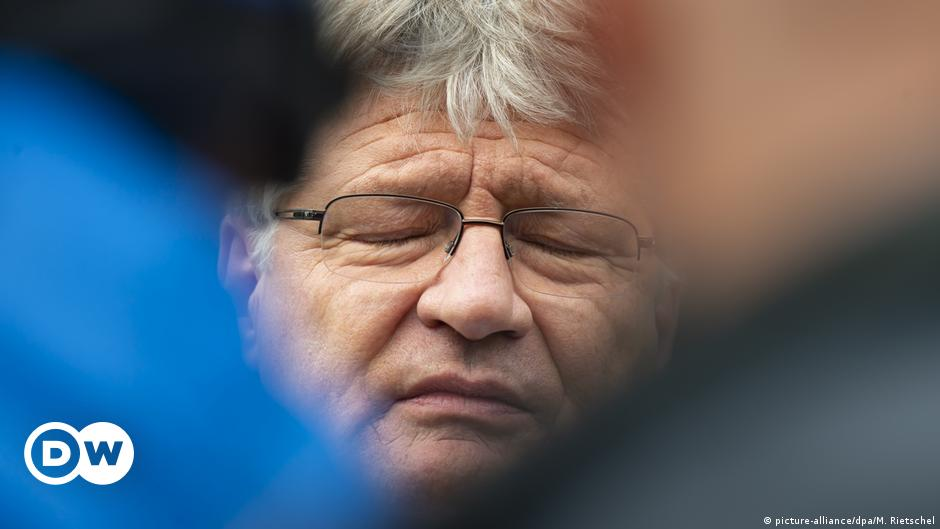 Germany's far-right AfD: Moderate co-leader Meuthen gives up, spelling victory for radical fringe