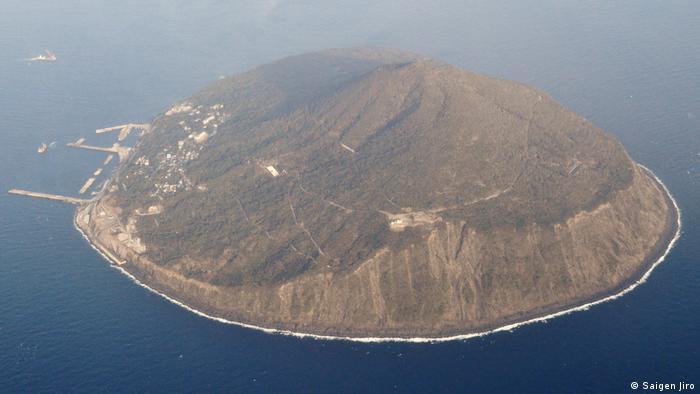 Japan Toshima Insel