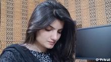 DW-Urdu Blogerin Nida Jaffri