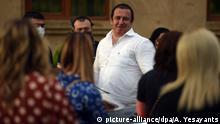 Armenien Oppositionsführer Gagik Tsarukyan