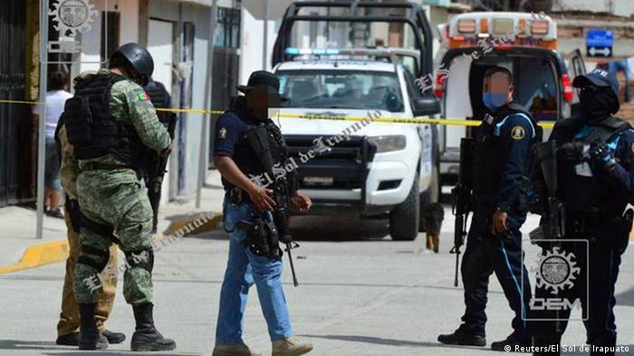 Operación policial en Guanajuato amenaza con derivar en una guerra ...