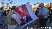Al-Sisisi droht mit Militäreinsatz in Libyen Interventionsbedrohung Kriegserklärung