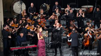 Sarah Willis and final concert with Havana Lyceum Orchestra (Rittershaus)
