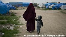 Syrien IS Flüchtlinge