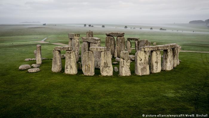 UK Stonehenge - Durrington Walls