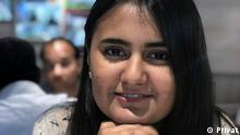 DW-Urdu Blogerin Saba Hussain