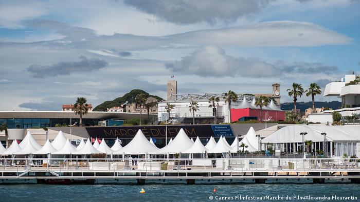 Cannes Filmfestival | Marché du film (Cannes Filmfestival/Marché du Film/Alexandra Fleurantin)