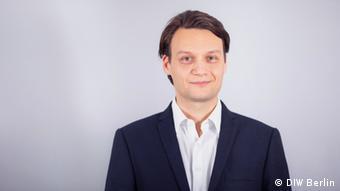 Alexander Kriwoluzky iz instituta DIW