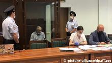 Gerichtsverhandlung im Fall Oleg Sokolov auf den 22. Juni vertagt