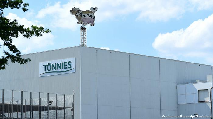 La empresa Tönnies.