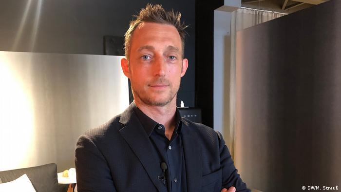 Filippo Berto, CEO Berto, Meda Italien