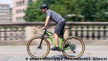 Fahrradsommer 2019 Ein Stevens- Fahrrad