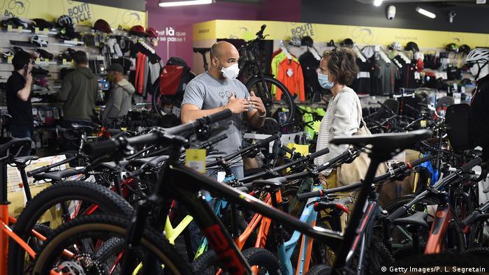 Trgovina biciklima