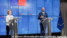 PK EU-China-Gespräche