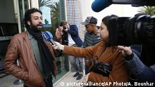 Omar Radi Journalist und Aktivist Marokko