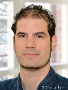 Virologe der Charité Berlin Dr. Felix Drexler (Charité Berlin)