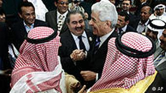 arab leaders