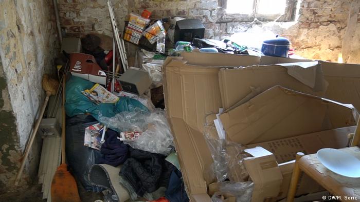La promiscuité est grande dans les foyers d'hébergement de la société Tönnies.