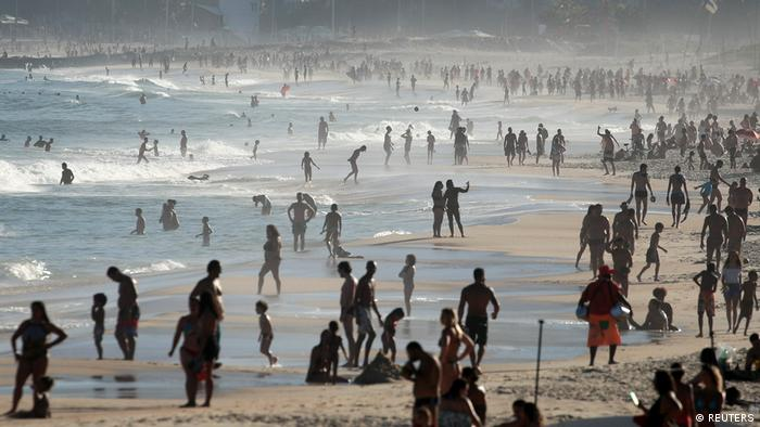 Brasilien Rio de Janeiro | Strand von Ipanema