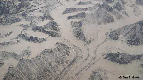 Indien Ladakh (DW/S. Ghosh)