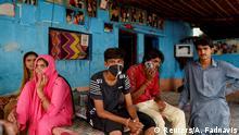 Indien | Geflüchtete pakistanische Hindus in Neu-Delhi