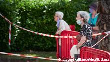 Spanien | Coronavirus | Seniorenheim