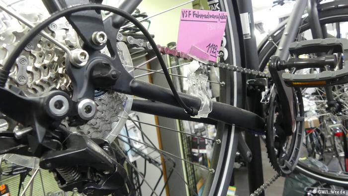 Deutschland | Fahrradladen Drahtesel in Bonn