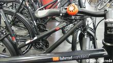 Fahrradladen Drahtesel in Bonn-Bad Godesberg, Foto: Insa Wrede