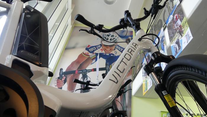 Suben las ventas de bicicletas eléctricas en Alemania