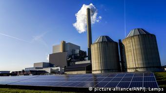 Kohlekraftwerk | Hemweg in Amsterdam