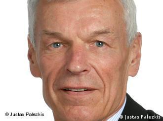 Депутат Европарламента от Литвы Юстас Палецкис