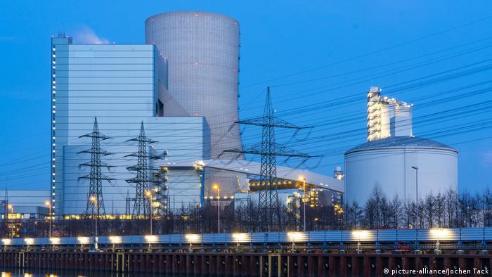 Угольная электростанция Datteln 4 - одна из самых современных в мире