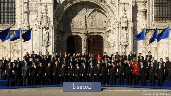 2005 року країни ЄС підписали Лісабонську угоду - після цього настало затишшя
