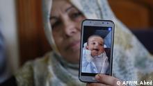 Palästina Baby Omar Yagi Gaza