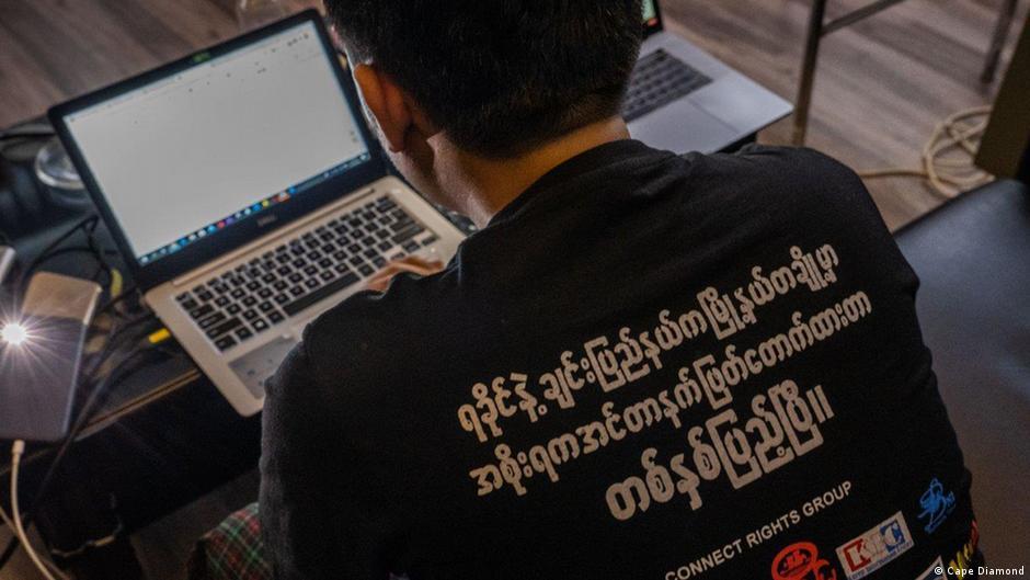 Does Myanmar internet shutdown risk a COVID-19 outbreak? | DW | 24.06.2020