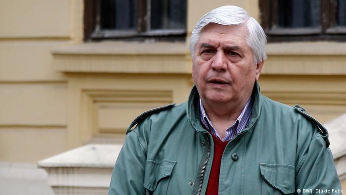 Serbien Nis | Coronavirus | Branislav Tiodorovic, Epidemiologe