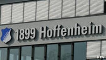 Geschäftsstelle der TSG Hoffenheim