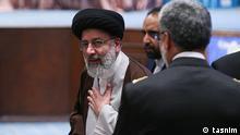 ***ACHTUNG: Bild nur für die Iran Redaktion freigegeben!*** Iran Justizchef Ebrahim Raisi. Rechte: tasnim via Behnam Bavandpour