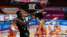 Deutschland Basketball Bundesliga Ratiopharm Ulm - MHP RIESEN Ludwigsburg