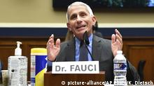 USA Dr. Anthony Fauci