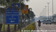 Indien Neu Delhi Botschaft Pakistan