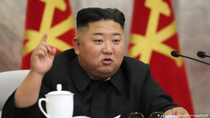 КНДР ″отложила начало военных действий″ против Южной Кореи   Новости из  Германии о событиях в мире   DW   24.06.2020